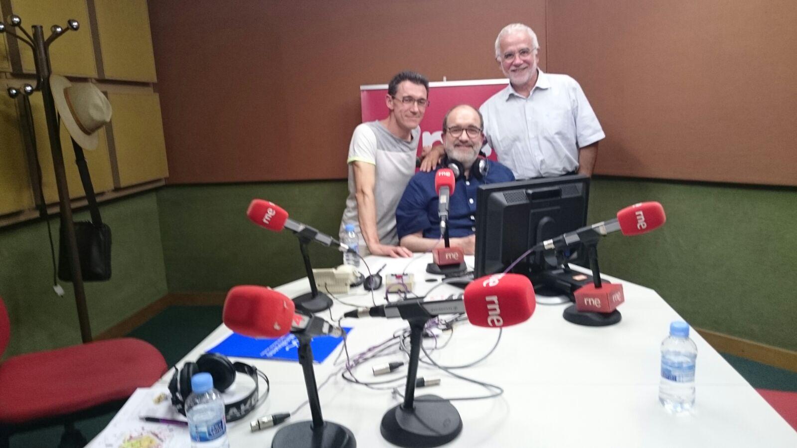 Jorge pastor participa en el programa del campo a la mesa for Carles mesa radio nacional