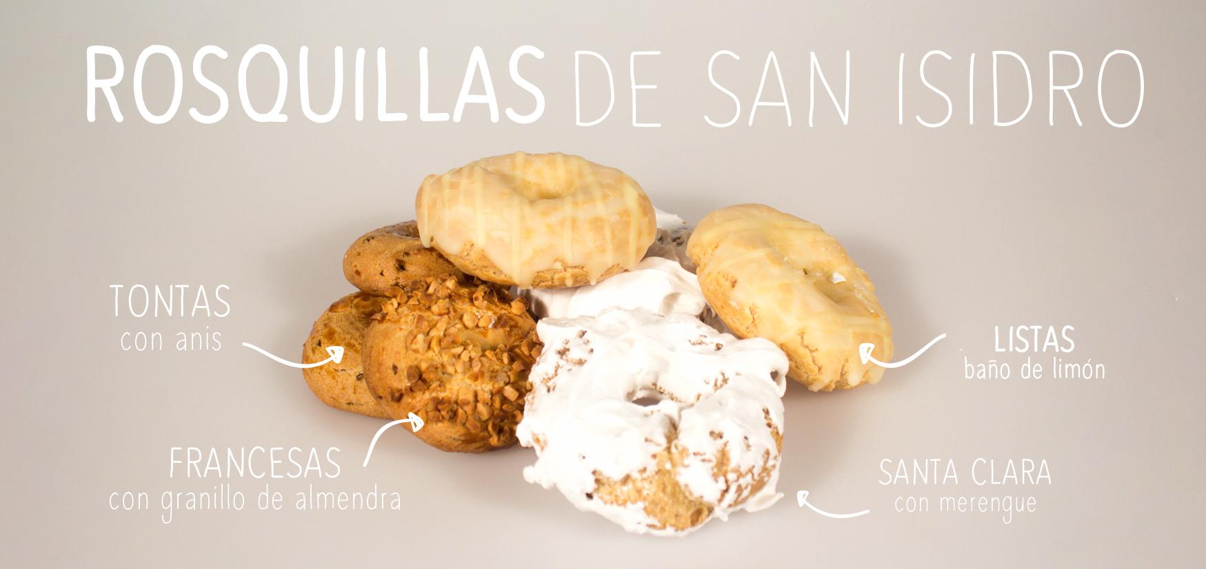Rosquillas de San Isidro - Panishop