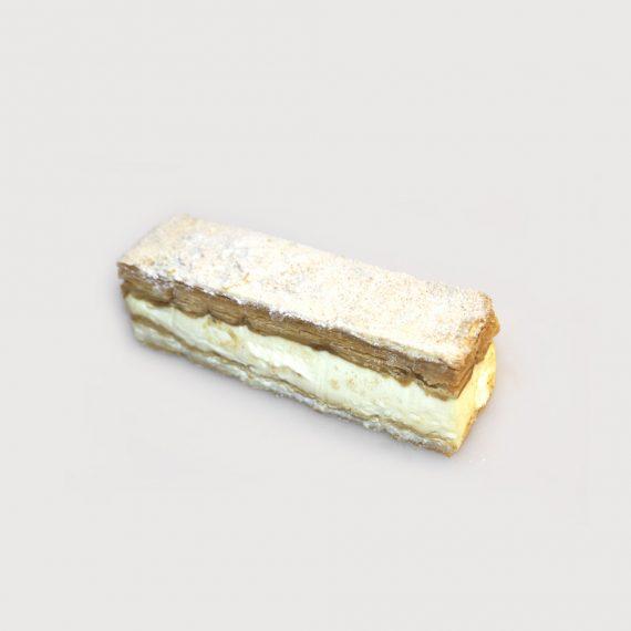 Milhojas crema - Panishop