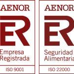 Marca ER ISO 9001