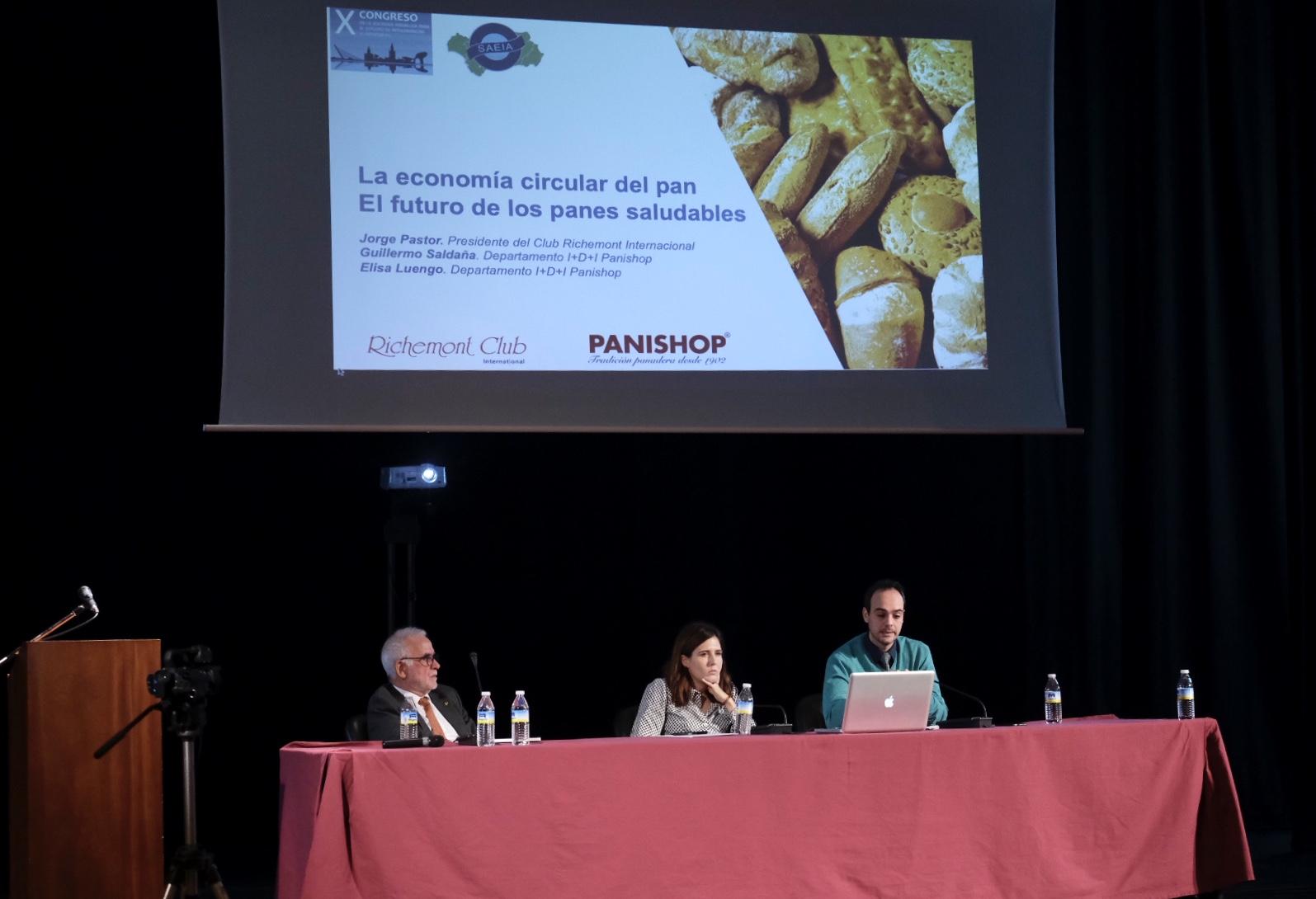 Panishop habla sobre pan saludable en el X Congreso de la Sociedad para el Estudio de Intolerancias Alimentarias