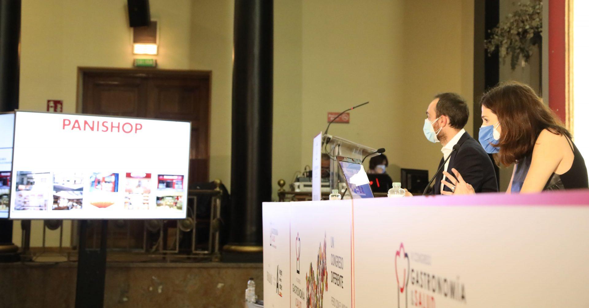 Panishop participa de nuevo en el Congreso Gastronomía y Salud
